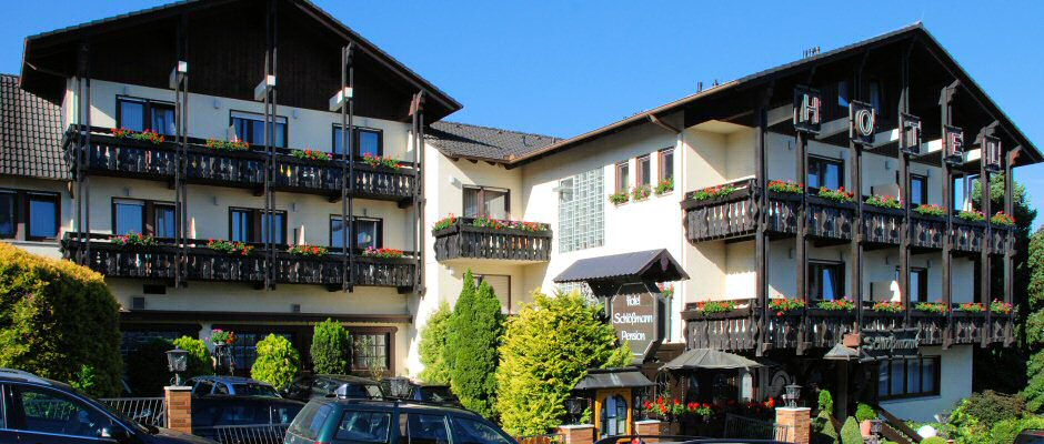Hotel Schlossmamm In Bad Konig Odenwald